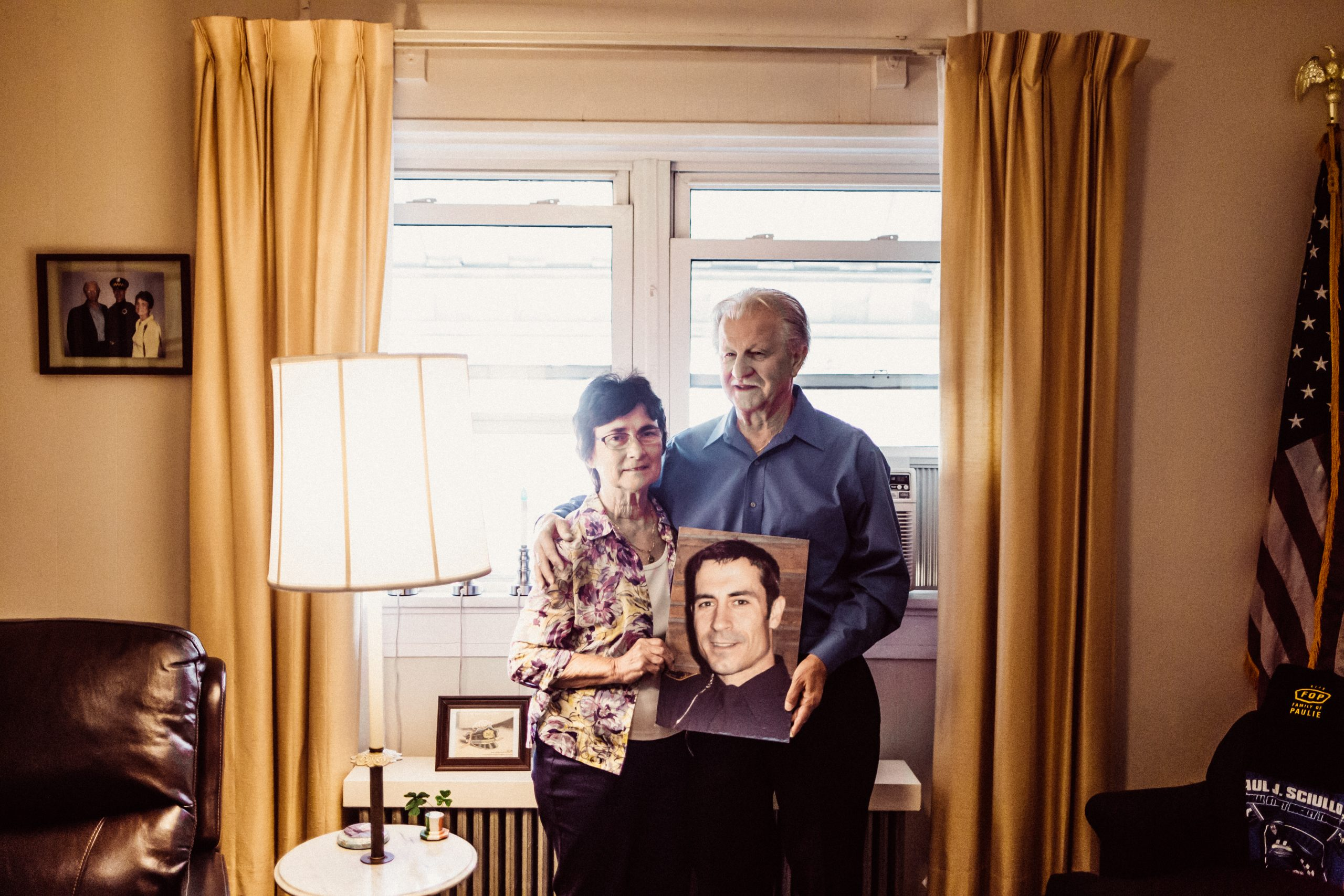 Max and Sue Sciullo
